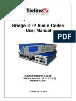 320 Bridge-IT User Manual v.1.10.Xx Low Res