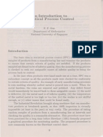 An Introduction to Statistical Process Control(FF Gan)