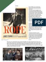 Rope Rilm Review