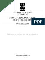 dnvos-c102structuraldesignofoffshoreships-120912211535-phpapp01