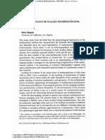 Biagioli 1989 Social Status of Italian Mathematicians