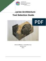 Enterprise Architecture Tool Selection Guide v6.3