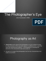 szarkowski - the photographers eye