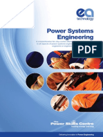 Training Power Systems Engineering