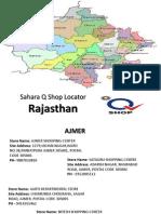 Sahara Q Shop Locator Rajasthan