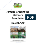 Greenhouse Production Handbook