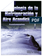 Tecnologia de La Refrigeracion y Aire Acondicionado 1parte1