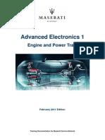 Advanced Electronics 1 - Engine and Powertrain