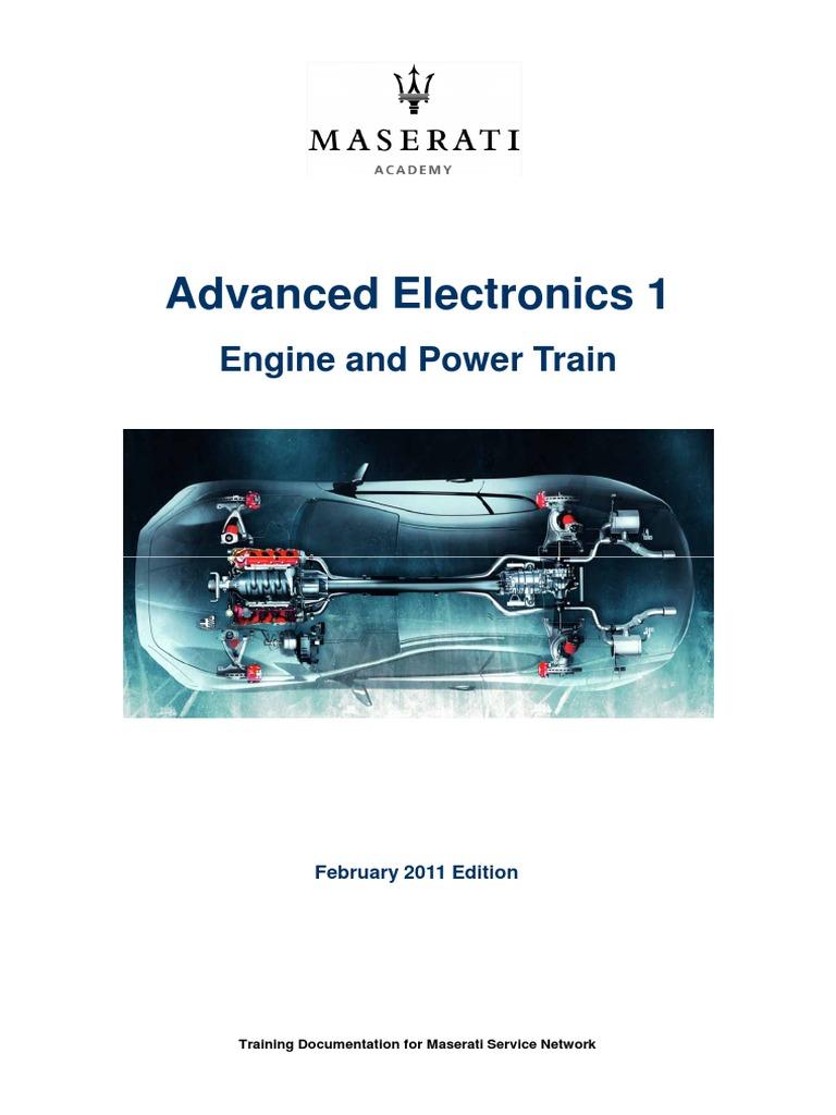 Advanced Electronics 1 - Engine and Powertrain | Throttle | Fuel
