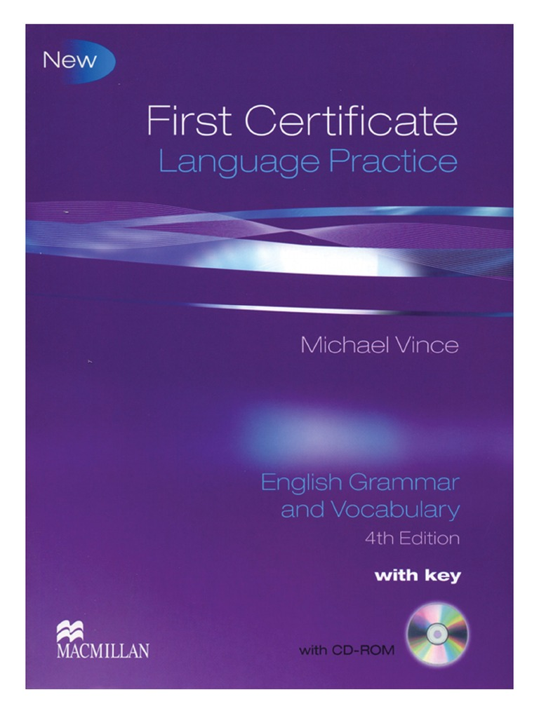 First certificate language practice english grammar and vocabulary first certificate language practice english grammar and vocabulary 4th edition yelopaper Gallery