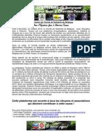 Com Sol Belgique - Con Ecuador Frente a Chevron