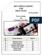Marketing News Articles Final