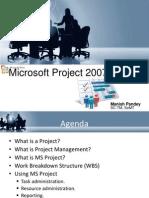 MS Project Basics