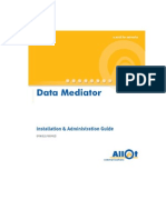 Data Mediator Install and Admin Guide R2 (13.1.10)