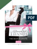 Truman Kapote - Doručak kod Tifanija