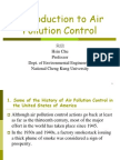 01-Introduction to Air Pollution Control