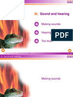 8L Sound and Hearing