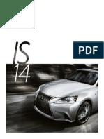 Lexus is Brochure