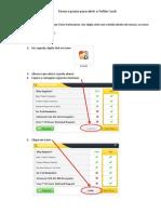 Tutorial_Passo a Passo Para Abrir o Folder Lock