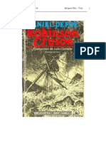 Dafoe Daniel - Robinson Crusoe - Vol 1 - Traduccion Julio Cortazar [Doc]