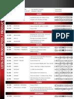 Catalogo Aa Arboles de Levas 2012