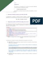 Documentación Técnica - WS
