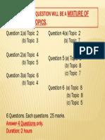 1773 Exam Format
