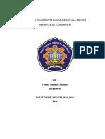 Laporan praktikum pembuatan cat emulsi.doc