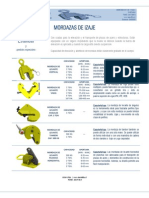 Brochure Mordazas Isem Ltda