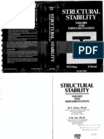 Structural Stability w.f.chen