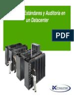 009 - 0415 p.m. Octavio Delgado - Necesidad de Aplicar Normas Estandares y Auditoria en Un Data Center