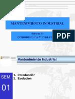Mantenimiento Industrial - Introduccion