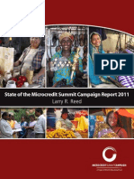 State of the Microcredit Summit Campaign Report 2011