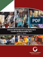 Informe del Estado de la Campaña de la Cumbre de Microcrédito 2011