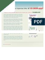 Cerrajeria Castelar Urgencias 24hs 15-2639-4107
