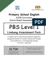 LAP for KSSR Lvl 1 English