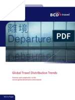 BCD Travel Global Distribution White Paper July 2007