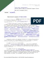 LEGE 76-2002 - Lege Somaj Actualizata in 2013
