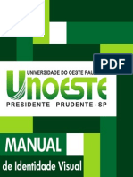 Manual de Identi Dade Visual Uno Este