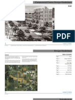 commercial center design guidelines