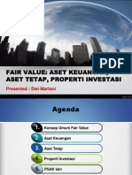 Fair Value Ifrs 13 Aset Keuangan Tetap Properti 180313