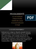 Religia budistă (2)