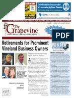 The Grapevine, January 22, 2014
