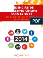 INBOUNDCYCLE TOFU Tendencias en Marketing 2014