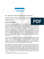 Third Point Dow
