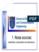 1 Noise Sources