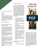 NOVENA a MARIA Che Scioglie i Nodi (Formato PDF)