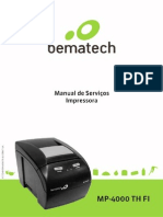 Manual de Serviços MP-4000 TH FI PTBR WEB