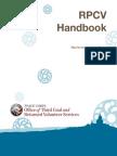 Peace Corps RPCV Handbook