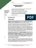 MD01 - IE N° 11040 Laguna Huanama